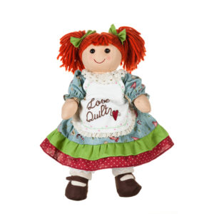 Bambola Quilt Dolls Laura
