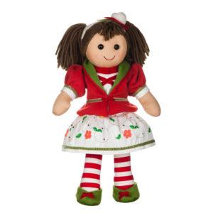 Bambola Elf con fascia per capelli