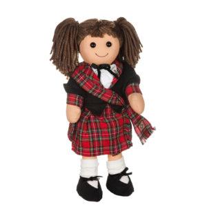 Bambola Scottish Emily