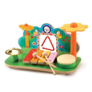 Kit assortito di strumenti musicali – Kikou Music