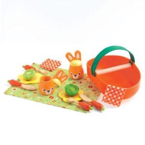 Primo set picnic – Le pique-nique de Jojo