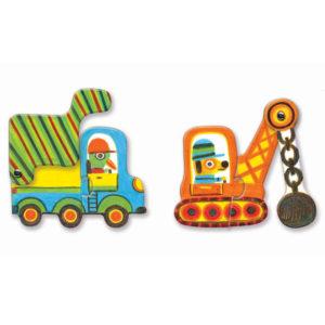 Puzzle duo veicoli