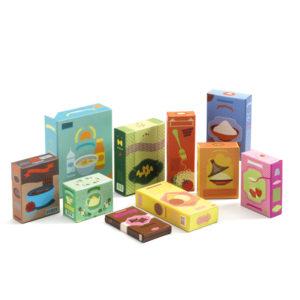Set di alimenti in scatola – Set èpicerie