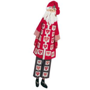 Calendario dell'avvento My Doll Babbo Natale
