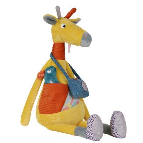 Ebulobo Billie la girafe d'activités - Pupazzo Billi la giraffa d'attività