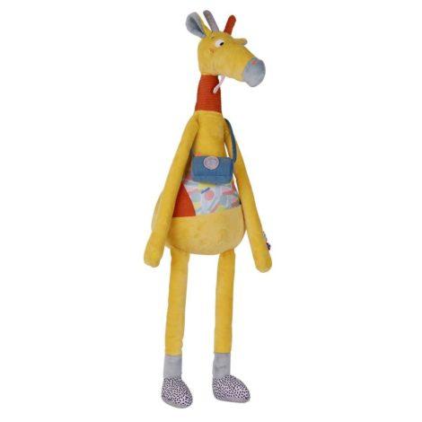 Ebulobo Grande Girafe - Pupazzo La Grande Giraffa