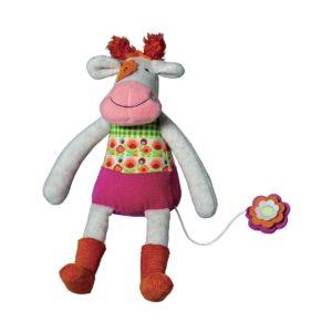 Carillon Anemone la vache – Linea Happy Farm Ebulobo