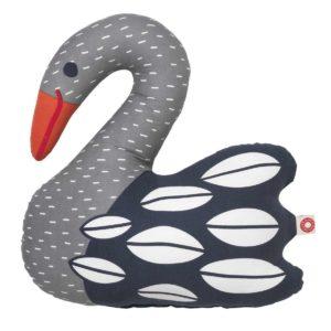 Cuscino Franck&Fischer Ellen dark swan