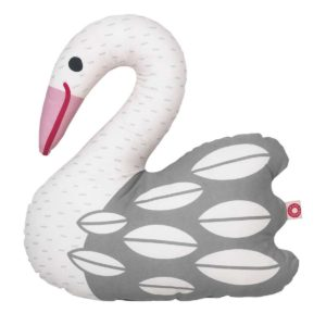 Cuscino Franck&Fischer Ellen light swan