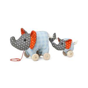 Trainabile  Elefante Noma Franck&Fischer