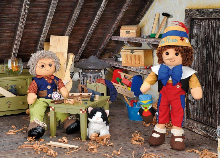 Bambolo Pinocchio