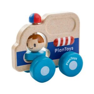 Ambulanza – Resecue Car PlanToys