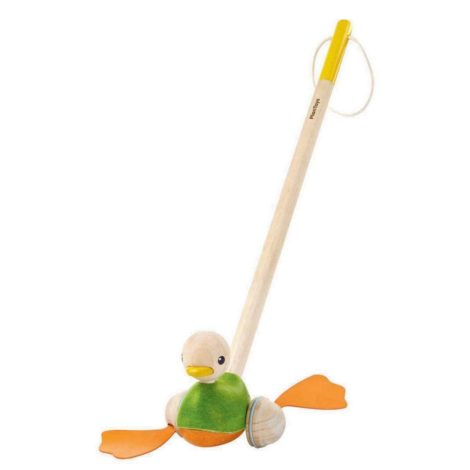 anatra da spingere – Push-Along Duck PlanToys