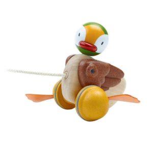 anatra da tirare – Pull-Along Duck PlanToys