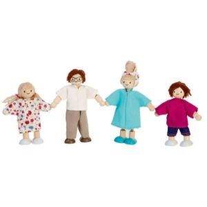famiglia di bambole – Doll Family PlanToys