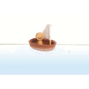barca a vela tricheco- Sailing Boat Walrus PlanToys