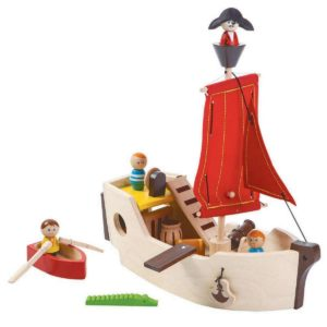 barca dei pirati- Pirate Ship PlanToys