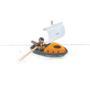 barca del pirata- Pirate Boat PlanToys