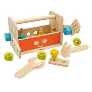 cassetta degli attrezzi – Robot Tool Box PlanToys