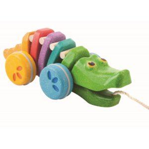 coccodrillo arcobaleno – Rainbow Alligator PlanToys