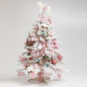 Decorazioni per albero di Natale baby lei