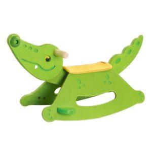 dondolo coccodrillo – Rocking Alligator PlanToys
