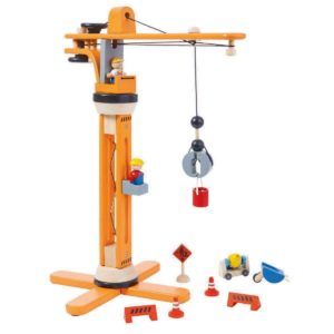 Gru- Crane Set PlanToys