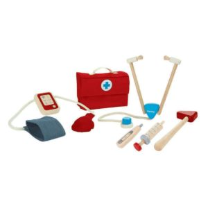 il kit del dottore – Doctor Set PlanToys