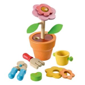 il set del giardiniere – Flower Set PlanToys