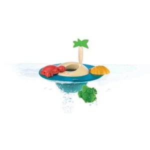 isola galleggiante- Floating island PlanToys