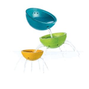 set coppe fontane- Fountain Bowl Set PlanToys