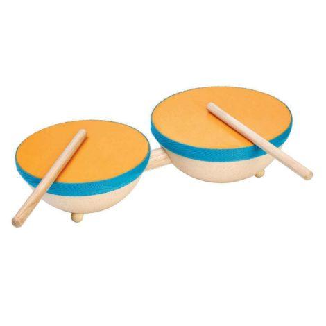 Tamburo doppio – Double Drum PlanToys