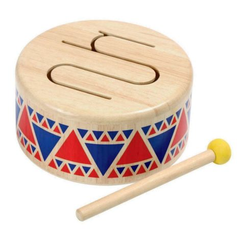 Tamburo – Solid Drum PlanToys