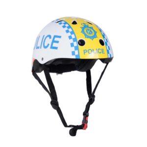 Casco Stampato Polizia KiddiMoto