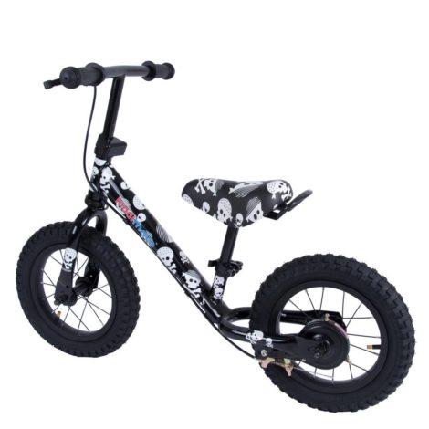 Bicicletta da Equilibrio Teschi Super Junior Max KiddiMoto