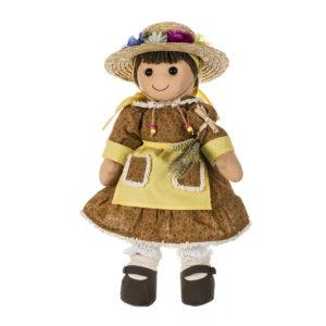 Bambola Contadina h. 42cm My Doll