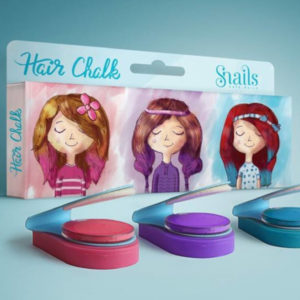 Hair Chalk – Gessetti colorati per capelli Snails