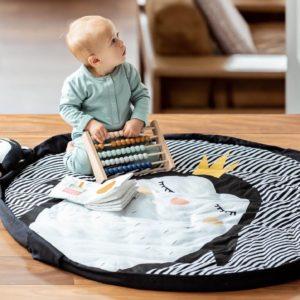 play&go soft sacco tappeto per bambini