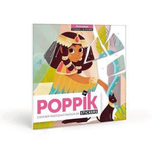– Cartoline puzzle tascabili con adesivi – Princesses  – Cartoline puzzle tascabili con adesivi – Princesses