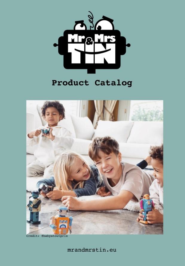 Nuovo brand in distribuzione: Mr&Mrs Tin