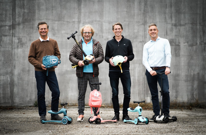 Scoot&Ride | Meet the Founders